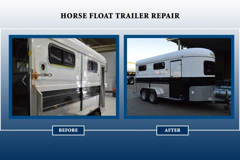 horse float repairs dandenong